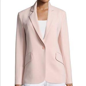 Zara blush blazer